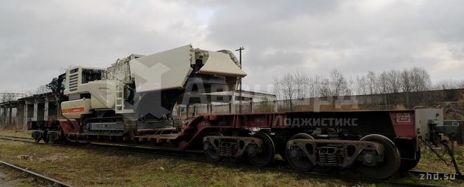 перевозки железнодорожными транспортерами